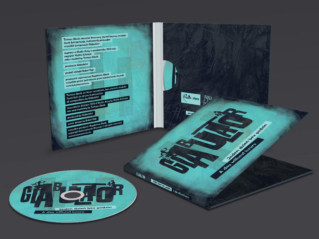 projekt okładki płyty