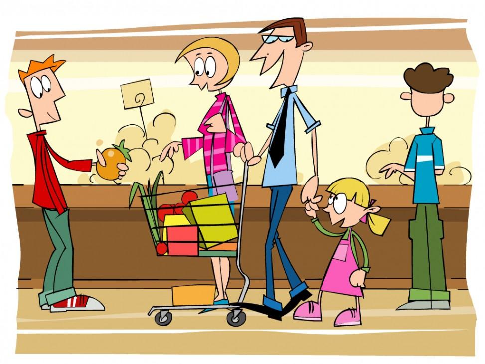 ilustracja rodziny