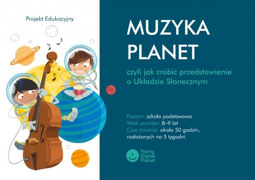 projekt edukacyjny – okładka