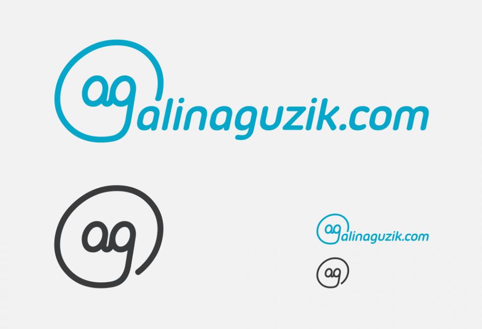 Alina Guzik – logo